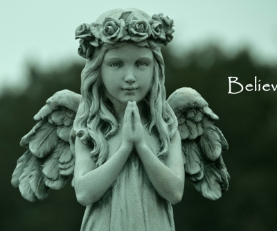 Follow Your Angel Chloe Believe
